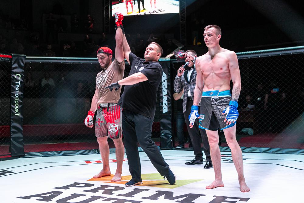 Wyniki FAME MMA na żywo